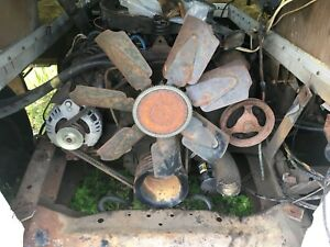 Dodge Chrysler 413 Mopar V8 Engine Rat Rod Big Block Complete Engine