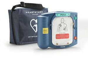 Philips Heartstart Aed Trainer M5085a New Free Shipping