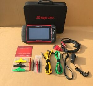 Snap On Modis Ultra Touch Scanner Scope Newest V 18 2 Euro Asian Dom Eems328