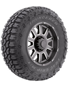 4 New thunderer Trac Grip R408 Mt 33x12 50r15lt 33 1250 15 33125015 Mud Tires