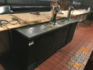 True 69 Draft Beer System Tdd 3 3 Keg Capacity