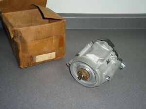 New Nos Oem Gm Secondary Air Injection Smog Pump 7843103 1985 86 Chevy Gmc Truck
