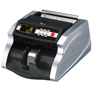 G star Technology Money Counter With Uv mg W counterfeit Bill Detection