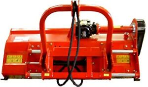 Value leader 48 Commercial Duty Adjustable Deck Flail Mower W hydraulic Offset