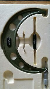 Mitutoyo 7 8 Outside Micrometer 001 Graduations 103 184a Japan