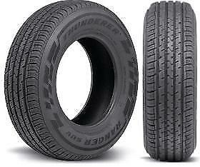 4 New Thunderer Ranger Suv Ht603 245 70r16 245 70 16 2457016 Tires