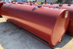 1 000 Gallon Ul 142 Aboveground Double Wall Fuel Storage Tank