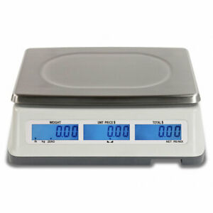 Detecto D15 Price Computing Scale 15 Lb 6 Kg