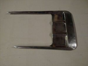 1958 Chevrolet Impala Right Side Pitch Fork Trim