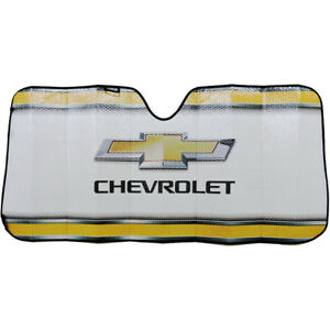 Chevy Elite Car Truck Suv Universal Front Windshield Accordion Sun Shade New