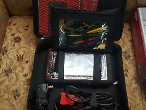 Snap On Modis Edge Eems341 Diagnostic Scanner Nice Euro Software Included 17 2