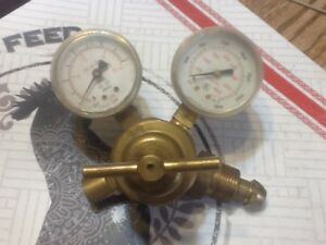 Smith h1957b 580 Argon Gas Regulator