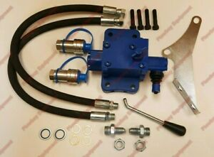 Single Spool Double Acting Hydraulic Remote Valve Kit Ford Tractor 290066 311877