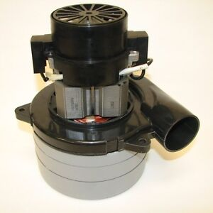 24v Vacuum Motor For Auto Scrubber Nss Tennant Nobles Advance And More