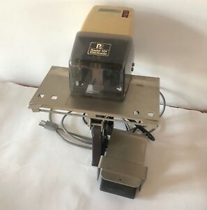 Faber Castell Rapid Electric Elstapler Type A 101 Electric Stapler Tested Works