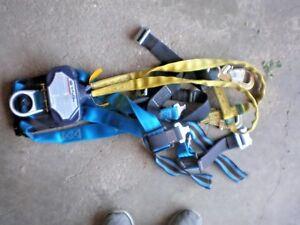 4 Units One Money Miller Safety Harness Lanyard Free Shipping