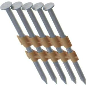 Grip rite 21 Degree Maxc62905 Stainless Steel Framing Nails 3 25 Round 1000