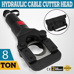 Hydraulic Wire Cable Cutter Head 700bar 8 ton Head Easy Operation Best Price