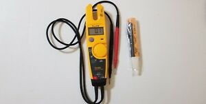 Used T5 600 Voltage Current Electrical Tester Meter Tested Tp 224159