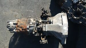 Porsche 944 Na Manual Transaxle Transmission Early