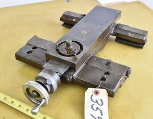 Clausing Lathe Cross Slide Assembly From 5900 Series 12 ctam 3599
