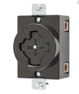 Hubbell Hbl20403 Hubbellock 30 amp Receptacle 30a 600v 3p 4w