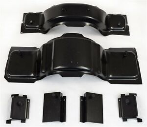 1968 1972 Chevrolet Nova Bucket Seat Mounting Bracket Set Ss Model