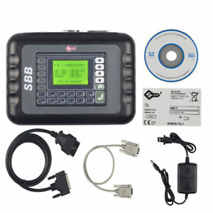 V46 02 Sbb Key Programmer Immobilizer Newest Version V46 02 Car Auto Key Maker