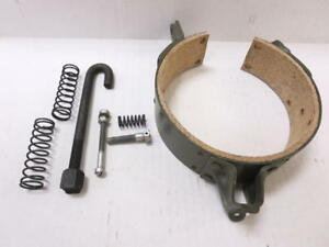 Mb Gpw Willys Ford Wwii Jeep G503 External Emergency Brake Band Assembly