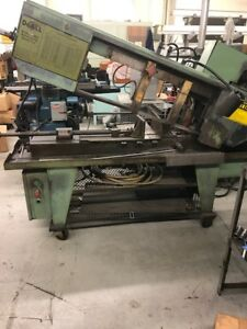 Doall C 916 Nc Horizontal Band Saw