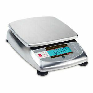 Ohaus Fd6 Food Portioning Scale