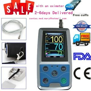 Abpm50 Ambulatory Blood Pressure Monitor Pc Software For Continuous Monitoring