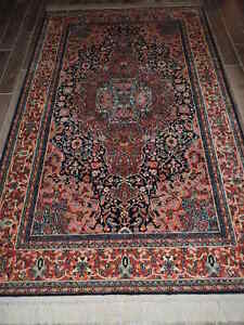 5 9x9ft Kashan Design Karastan Wool Rug