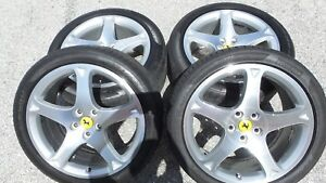 Ferrari California Wheels Rims Tires 2008 2009 2010 2011 2012 2013 2014 Factory