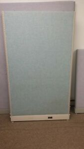 36 w X 62 h Privacy Panel Cubicle Office Partition Office Divider