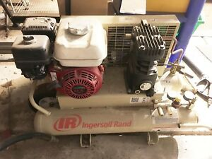 Ingersol Rand Air Mobile Compressor New Just Dusty