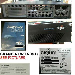 Digium Switchvox Smb 380 1as800010lf