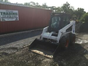 1996 Bobcat 763 Skid Steer Loader W Cab 1000 Hours Coming Soon