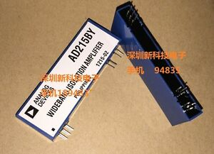 1pcs Analog Devices Ad215by Wideband Isolation Amplifier a15k Lw