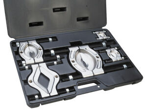 Otc Professional Tools 5 piece Bearing Puller Set Spitter Kit Pulley Tool