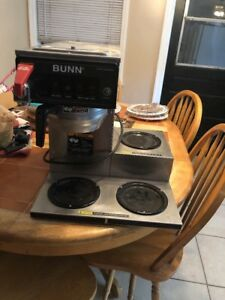 Bunn Commercial Coffee Maker Cw Series