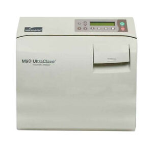 Midmark M9d Autoclave Sterilizer Certified Pre owned