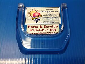 Carpigiani Parts Batch Freezer Gelato Lb302 Lb502 Lb1002 Door Cover Splash Guard