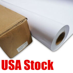 Usa 60 X 150 Removable Grey Glue Glossy Self adhesive Vinyl Film Vehicle Wrap