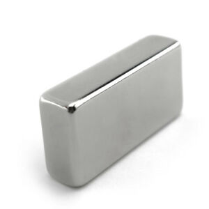 Block Neodymium 10 20 25 40 Mm Rare Earth Magnets N35 Magnet Super Strong