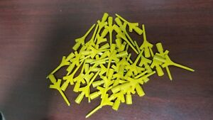 Test Lead Grabbers Lot Of 45 New