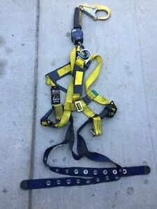 Dbi Sala Safety Harness With Nano Lok And Fall Arrest Sestm
