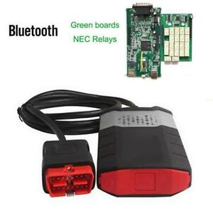 Car Auto Black red Diagnostic Tool Cdp Pro 2015r3 Obdii Bluetooth Scanner Tools