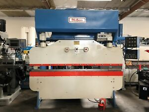 Diacro 55 Ton X 8 Hydra mechanical Press Brake