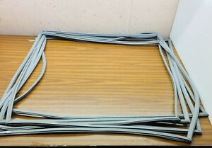 Lot Of 5 Unbranded 784820 Gray Magnetic Gasket Door 32 1 4 X 28 1 8 For Bevles